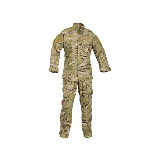 ARMY COMBAT UNIFORM -  MULTI CAMO