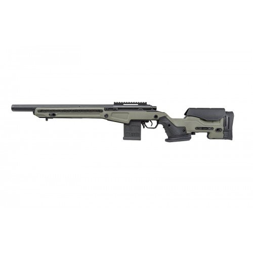AAC T10 SNIPER RIFLE - OD