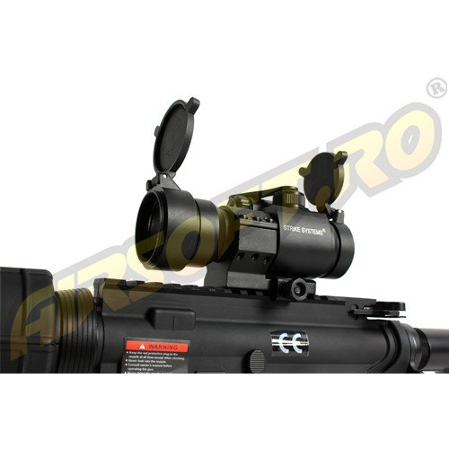 DOT SIGHT ROSU - OBIECTIV 30MM