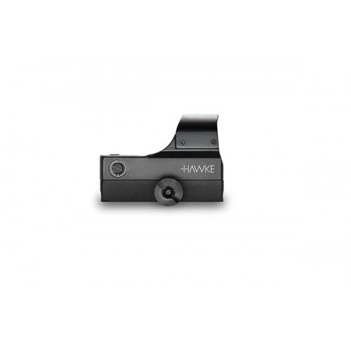 REFLEX RED DOT SIGHT - WIDE VIEW - WEAVER