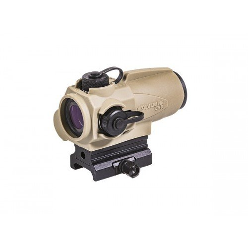 DOT SIGHT WOLVERINE 1X23 CSR  -  FDE