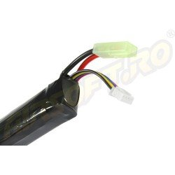 LIPO - ACUMULATOR 11.1V - 800 MAH - MINI-TYPE - M16 STOCK TUBE