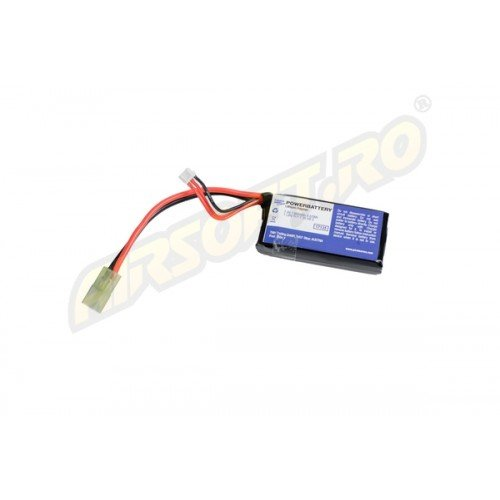 LIPO - ACUMULATOR 7.4V - 1300MAH - 20C - PEQ TYPE