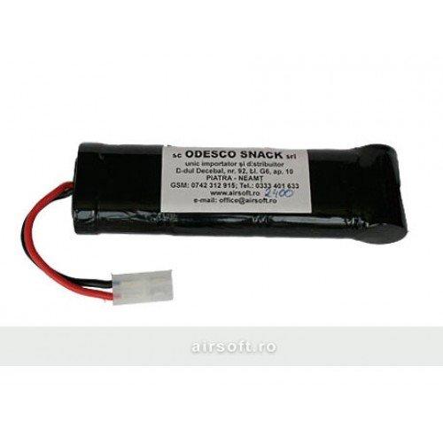 NIMH - ACUMULATOR 8.4V - 2400 MAH - LARGE-TYPE