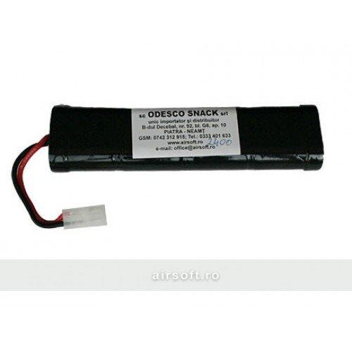 NIMH - ACUMULATOR 9.6V - 2400 MAH - LARGE-TYPE
