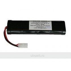 NIMH - ACUMULATOR 9.6V - 1800 MAH - LARGE-TYPE