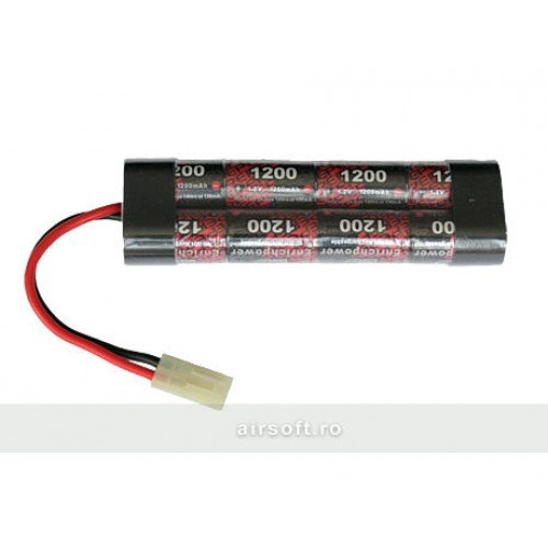 NIMH - ACUMULATOR 9.6V - 1200 MAH - MINI-TYPE