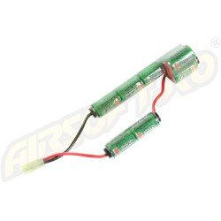NIMH - ACUMULATOR 9.6V  - 1500 MAH - MINI-TYPE