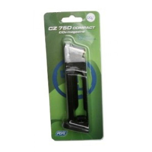 INCARCATOR DE 15 BILE - CZ 75D COMPACT (CO2)