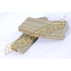INCARCATOR DE 85 BILE - M16/M4/SR16/CAR 15/M733/L85/GF85/TAVOR (TAN)