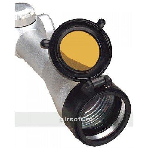CAPAC DE PROTECTIE PENTRU DISPOZITIVE OPTICE DE 57 MM