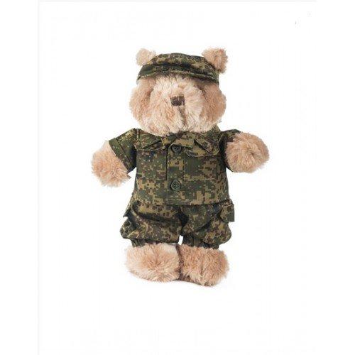 COSTUM DE CAMUFLAJ PENTRU TEDDY BEAR - DIGI CAMO
