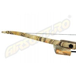 ARC MODEL RICURVO DIN NYLON - CAMO