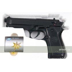 M92F (HW) SPRING - NEGRU