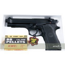 M92FS BLACK SPRING