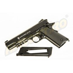 ELITE FORCE 1911 TAC - FULL METAL - GBB - CO2 - BLACK