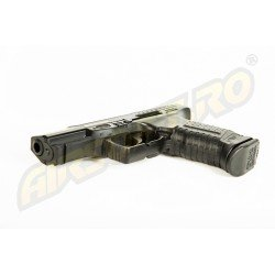 WALTHER P99 DAO - METAL SLIDE - GBB - CO2 - BLACK