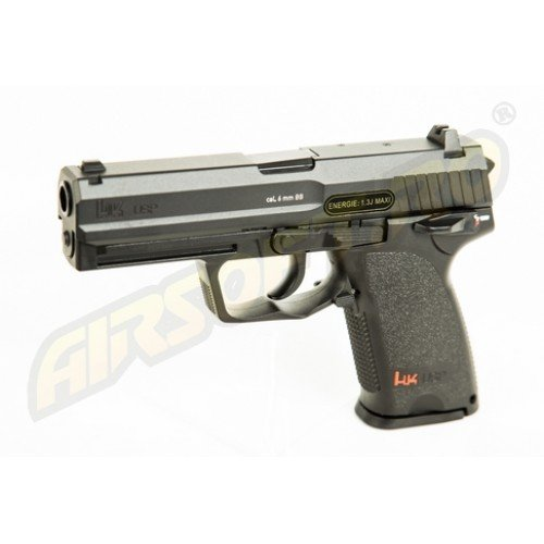 HECKLER   KOCH USP - METAL SLIDE - GNB - CO2 - BLACK