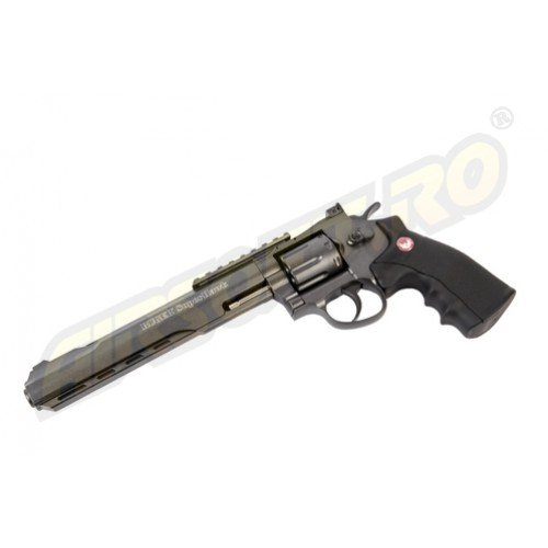 RUGER SUPER HAWK 8 INCH - FULL METAL - GNB - CO2 - BLACK
