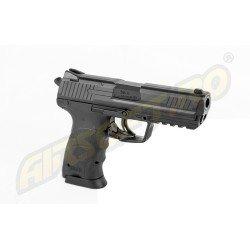 HECKLER   KOCH HK45 - METAL SLIDE - GNB - CO2 - BLACK