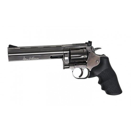 REVOLVER DAN WESSON - MODEL 715 - 6 INCH - GRI METALIZAT - FULL METAL - GNB - CO2
