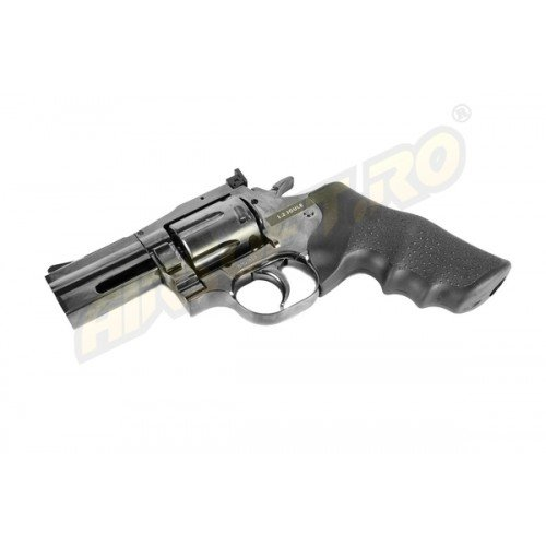REVOLVER DAN WESSON - MODEL 715 - 2.5 INCH - GRI METALIZAT - FULL METAL - GNB - CO2