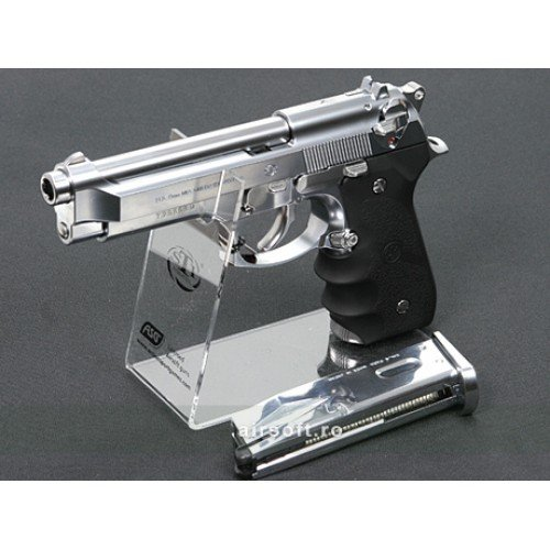 M92F CHROME STAINLESS