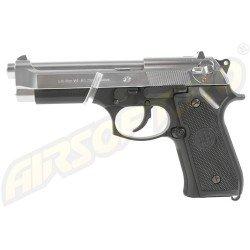 M92F - SILVER SLIDE