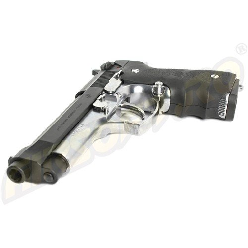 M92F - SILVER FRAME