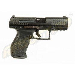 WALTHER PPQ M2 - METAL SLIDE - GBB - BLACK