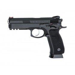 CZ75 SP-01 SHADOW - BLACK - GBB