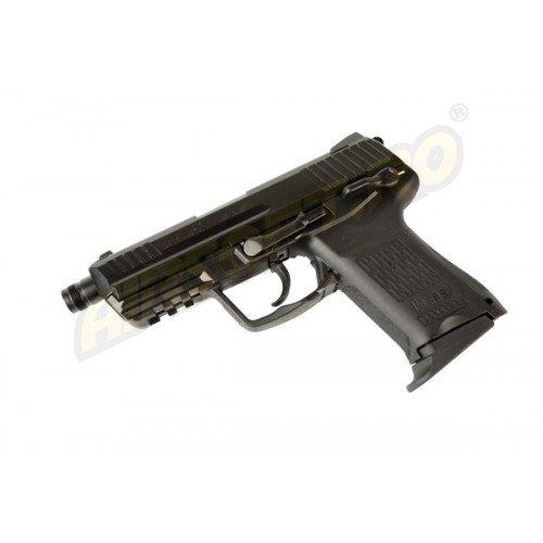 HECKLER KOCH HK45 CT - METAL SLIDE - GBB - BLACK