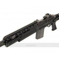 GT ADVANCED - GR14 EBR LONG / HBA-L - FULL METAL - BLACK