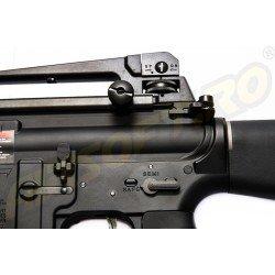GT ADVANCED BB - TR16 A3 - FULL METAL - BLOW-BACK - BLACK