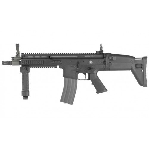 FN HERSTAL SCAR CQC - BLACK
