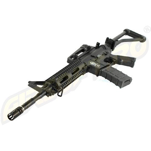M4 RAS - FOLDING - BLACK