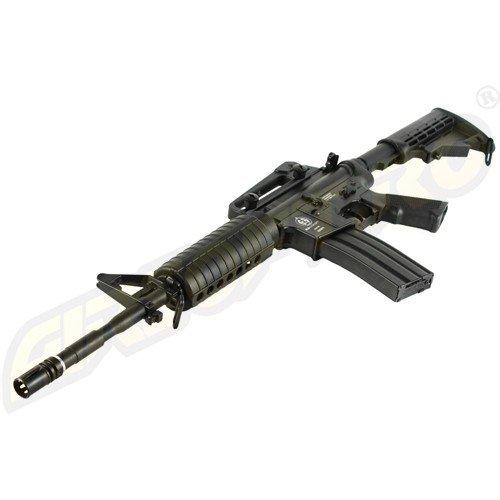 M4 A1 - METAL VERSION - RETRACTABLE - BLACK