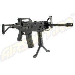 M4 RAS - METAL VERSION - FOLDING - BLACK