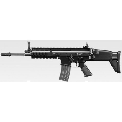 SCAR-L MK.16 MOD.0 - RECOIL SHOCK - NEXT GENERATION - BLOW-BACK - BLACK