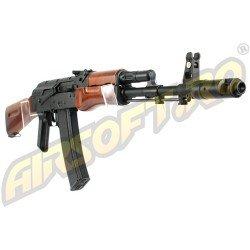 SR74 - GBB - FULL METAL / LEMN
