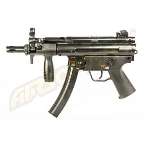 HECKLER KOCH MP5 K - GBB - CO2 - BLACK