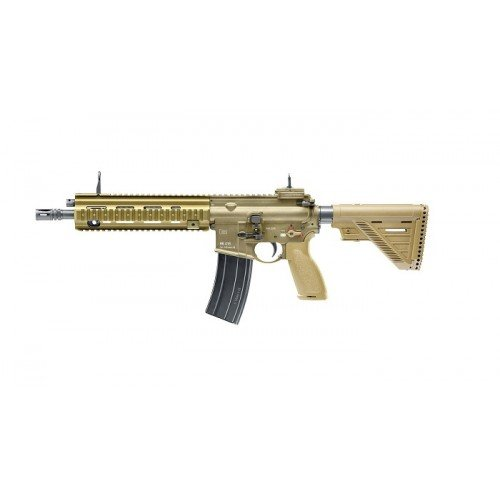 HECKLER   KOCH HK416 A5 - RAL8000 - GBB