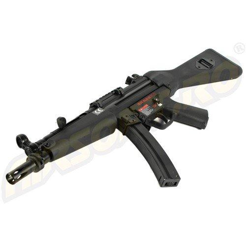 TGM A4 - BLOW-BACK