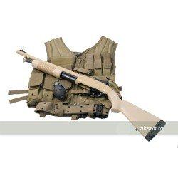 MOSSEBERG M500 DESERT/TAN CAL. 8 MM