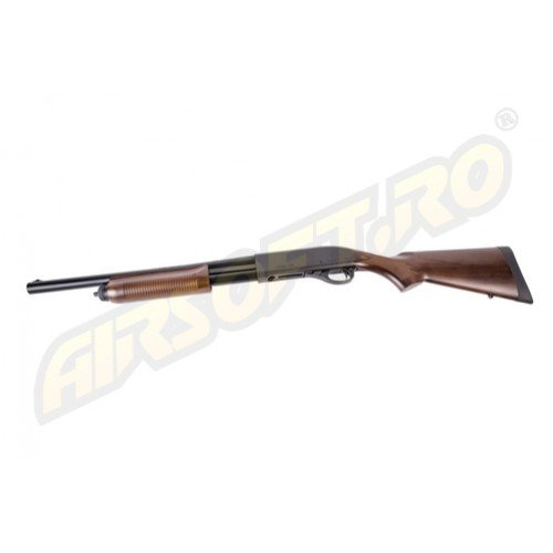 M870 - TACTICAL SHOTGUN - WOOD STOCK