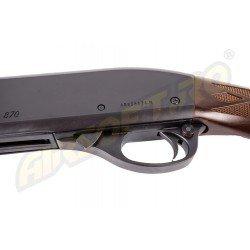 M870 - TACTICAL SHOTGUN - WOOD STOCK