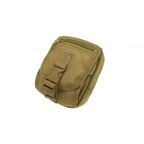 GADGET POUCH - MODEL MA26 - COYOTE BROWN
