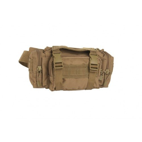 POUCH MODULAR SYSTEM - COYOTE - SMALL