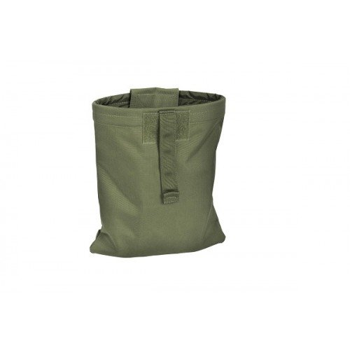 DUMP POUCH CORDURA - OLIVE GREEN