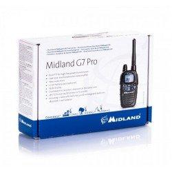 STATIE RADIO MIDLAND PMR/LPD PORTABILA G7 PRO SINGLE